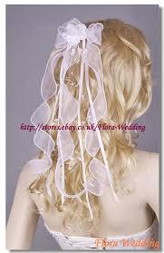 communion headpiece girl communion headpiece bridal wedding ribbon bow veil ebay