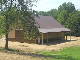 Loafing Shed Plans Horse Shelter by Adding On To Existing Barn From The Side Got Pictures