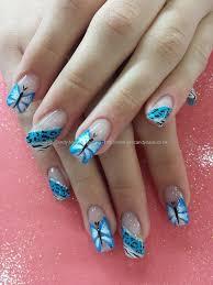 nail art color blue best nail 2017 25 best ideas about blue