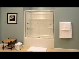 Delta Shower Doors Delta Sliding Shower Door Installation