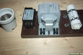 150w hps wiring