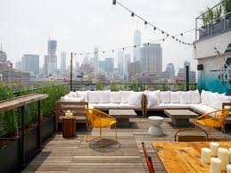 Top 10 Rooftop Bars New York What Rooftop Bars In New York Offer The Best Sunset Views