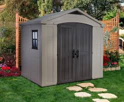 metal plastic garages and sheds install plastic garages and