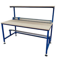 packing table with shelves standard packing benches work benches kite packaging