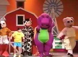 The Backyard Show Book Barney by Barney The Backyard Gang Waiting For Santa Part 2 Video Gogo Papa