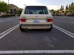 volkswagen hatchback 1980 vwvortex com fs 1980 vw rabbit 2 0l 16v 7500