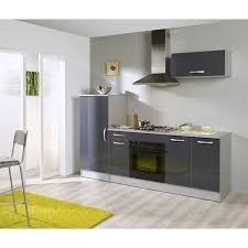cuisine grise pas cher meubles cuisine gris foncé future maison cuisine