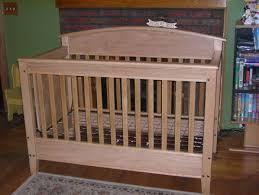 oak crib by lac14903 lumberjocks com woodworking community
