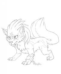 demon coloring pages for adults twilight wolf colouring pages