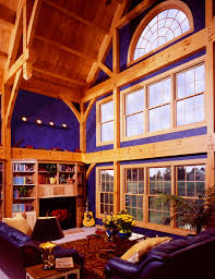 timberframe way by pirozzolo covers this unique home