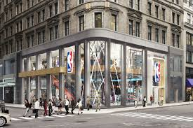 Flag Store Online The Nba Hires A Tech Company To Run New Flagship Store Recode