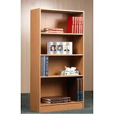 Sauder Shelves Bookcase Bookcase Sauder 4 Shelf Bookcase White Industrial Style Bookcase
