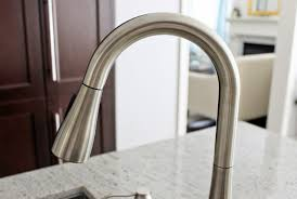 cassidy standard kitchen faucet with side sprayer in chrome