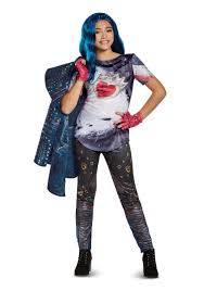 girls evie deluxe costume from descendants 2