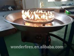 Gas Fire Pit Ring by 19