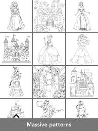 princess coloring books android apps google play