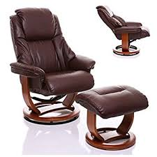 the emperor bonded leather recliner swivel chair u0026 matching