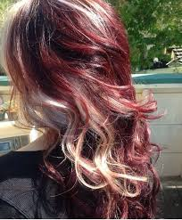 mahogany red hair with high lights 15 best long wavy hairstyles hair coloring hair style and hair
