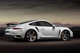 Porsche 911 Turbo S Interior Porsche 911 Turbo Stinger Gtr By Topcar Has Carbon Fiber Composite