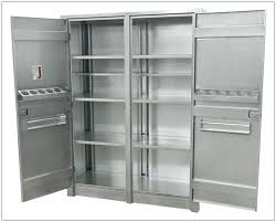 Steel Storage Cabinets Metal Garage Storage Cabinets U2013 Robys Co