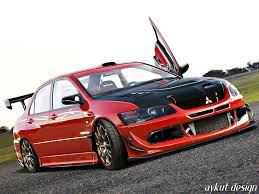 mitsubishi evo red evo 8 wallpapers wallpaper cave