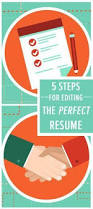Resume Critique How To Make A Perfect Resume Step By Step Secrets To Writing The