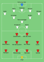 belgium national football team wikipedia