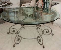 cast iron glass table wrought iron dining table bases nhmrc2017 com