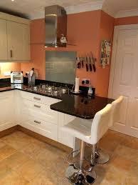 kitchen islands with breakfast bars kitchen floating kitchen breakfast bar ideas also black granite