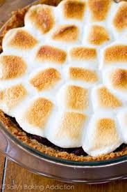 s mores pie recipe on twopeasandtheirpod great dessert for