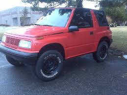 sidekick jeep installed 2 inch coil spacers on 92 tracker suzuki forums