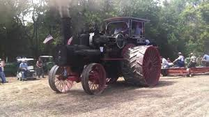 2 case 110 hp steam traction engine plowing antique steam engine