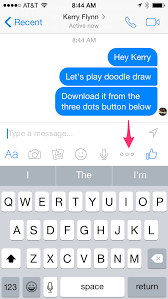 play doodle draw how to play doodle draw messenger s