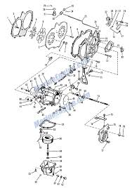 johnson manual starter carburetor group parts for 1964 40hp rds 26