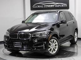 bmw x5 black for sale 2014 bmw x5 xdrive50i awd pre owned luxury car dealer chicago