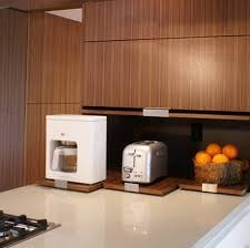 kitchen appliance storage ideas 40 appliance storage ideas for smaller kitchens removeandreplace com