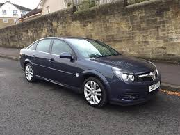 used lexus for sale glasgow 2007 vauxhall vectra 1 8 sri in good condition for sale in