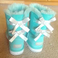 womens ugg boots blue 13 best bows on uggs images on boots for