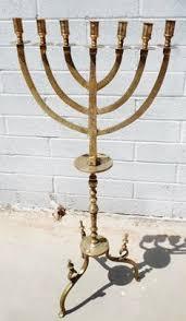 antique menorah zachary oxman spirit of family menorah lot 133 2089 menorah