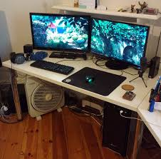 pc desk for gaming show off your gaming pc resetera