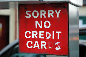 Credit Card Signs For Businesses Credit Card Payments Can Spell Disaster For A Business Here U0027s Why