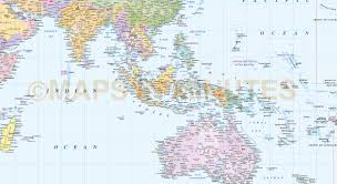 guam on map map map showing guam