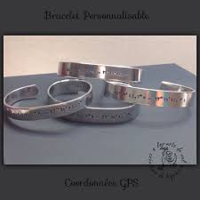 sted personalized jewelry gps coordinates bracelet the best bracelet 2017