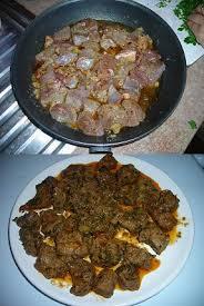 cuisiner du foie de veau recette foie de veau mcharmel recette de cuisine marocaine de a à z