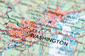 Map Dc Washington Dc Zip Codes By Neighborhood
