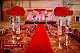 Traditional Marriage Decorations Baltimore Indian Wedding Megha And Krupal