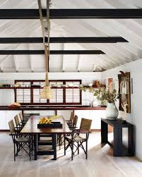 Interior Designer Homes Barefoot In Paradise Christian Liaigre U0027s St Barts Home