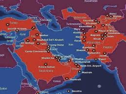 target black friday map 2013 list of united states military bases wikipedia 5 maps show major