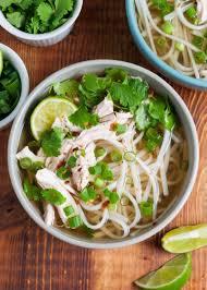 pho cuisine chicken pho noodle soup simplyrecipes com