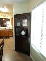 corner kitchen hutch cabinet corner kitchen hutch cabinet antique white 638x850 kitchen